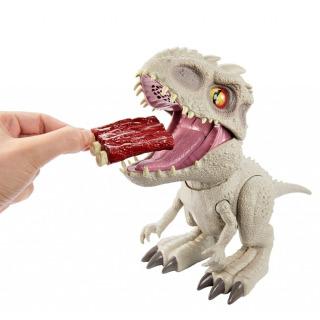 Obrázek 1 produktu Jurský svět, Hladový Indominus Rex 21 cm, Mattel GMT90