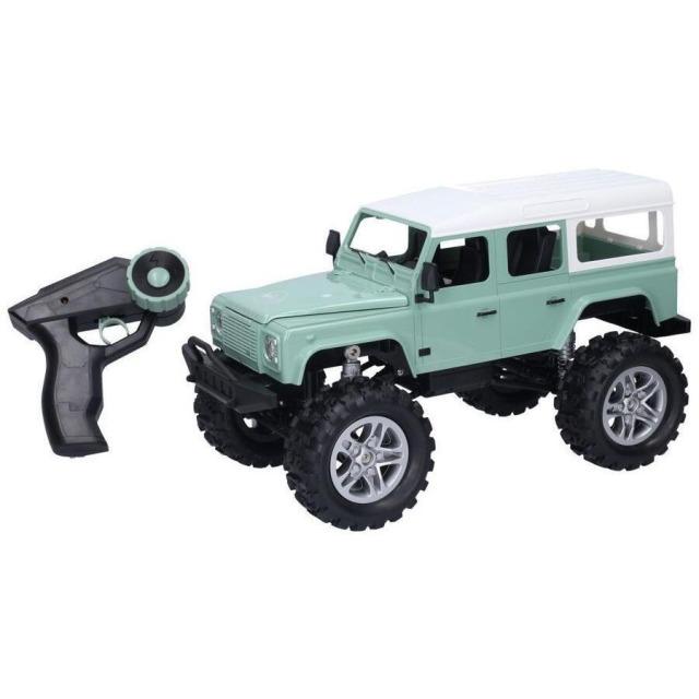 Obrázek produktu Wiky RC Land Rover Defender 36 cm zelený