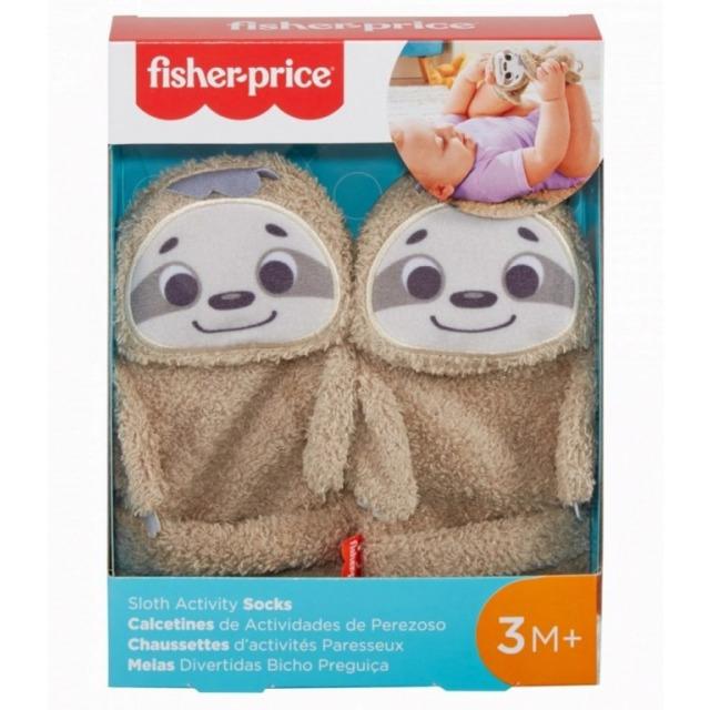 Obrázek produktu Ponožky lenochod, Fisher Price GNF16