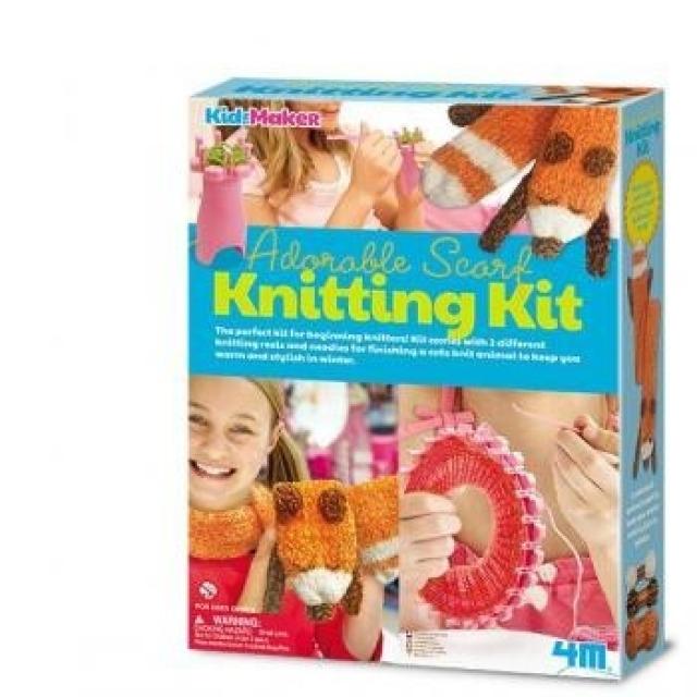 Obrázek produktu Kidz Maker Pletení šály