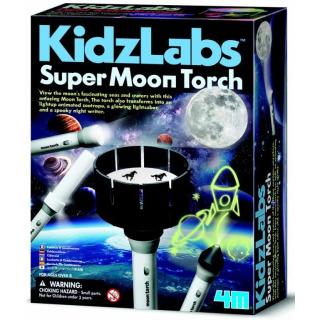 Obrázek 1 produktu KidzLabs Měsíční baterka
