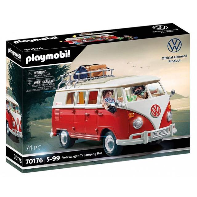 Obrázek produktu Playmobil 70176 Volkswagen T1 Bulli Camper Van