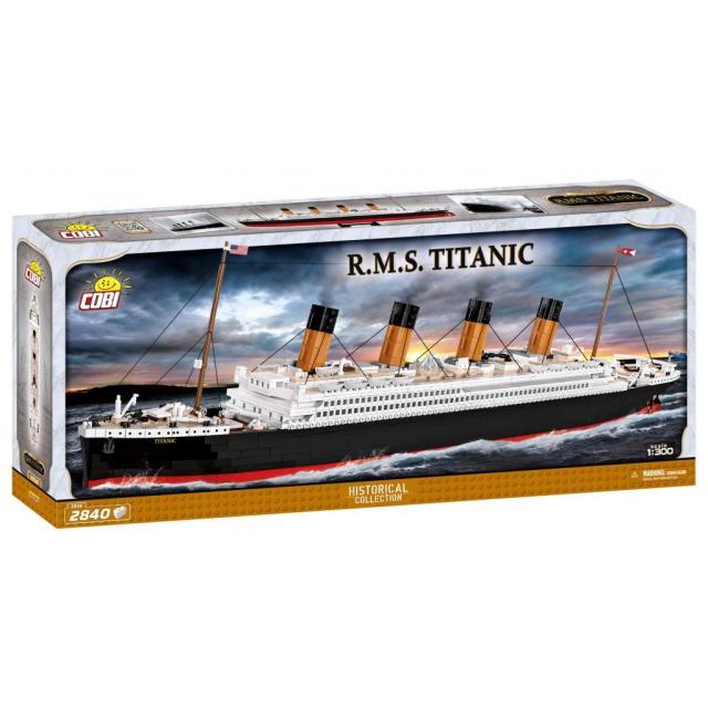 Obrázek produktu Cobi 1916 RMS Titanic 1:300, 2840k