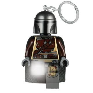 Obrázek 1 produktu LEGO Star Wars Mandalorian svítící figurka 7,5 cm