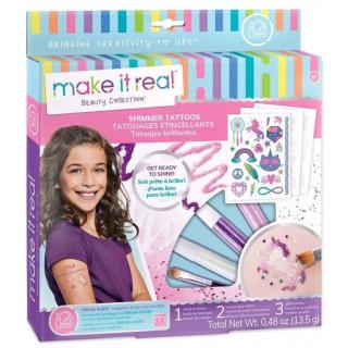 Obrázek 1 produktu Make It Real Lesklé tetování