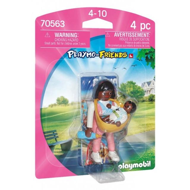 Obrázek produktu Playmobil 70563 Maminka s nosítkem na dítě