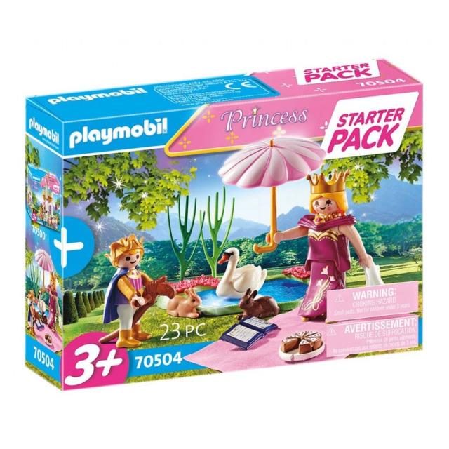Obrázek produktu Playmobil 70504 Starter Pack Princezna doplňkový set