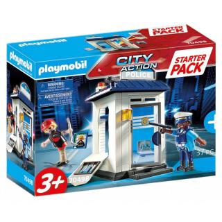 Obrázek 1 produktu Playmobil 70498 Starter Pack Policie