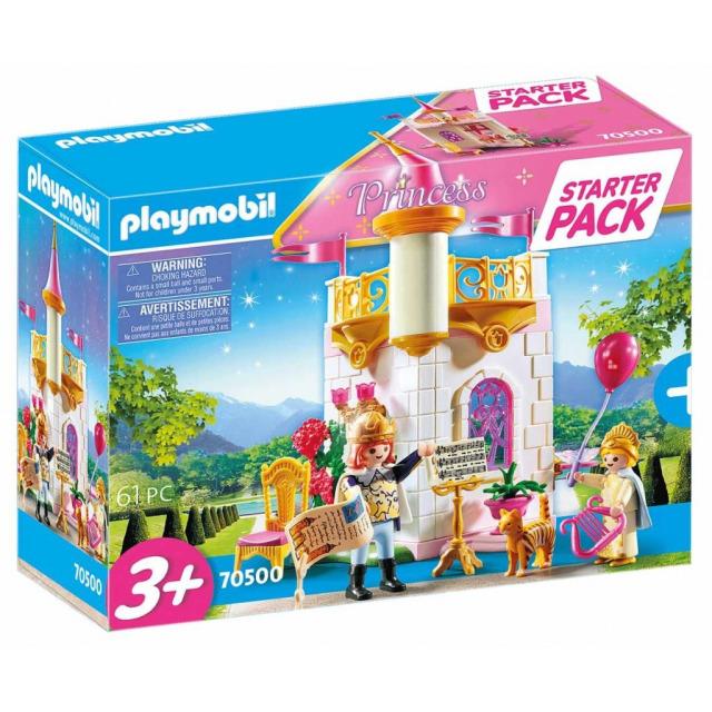 Obrázek produktu Playmobil 70500 Starter Pack Princezna