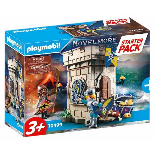 Obrázek produktu Playmobil 70499 Starter Pack Novelmore