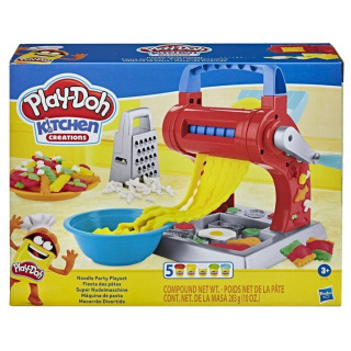Obrázek 1 produktu Play Doh Zábavné nudle, Hasbro E7776