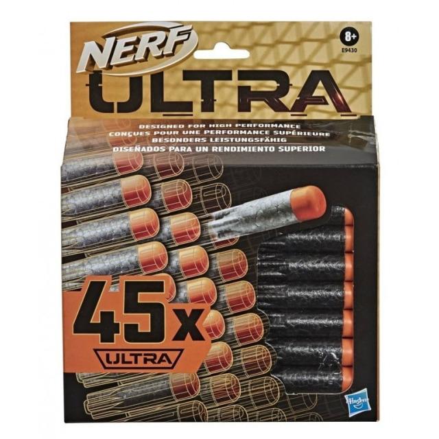 Obrázek produktu NERF ULTRA náhradní šipky 45ks, Hasbro E9430