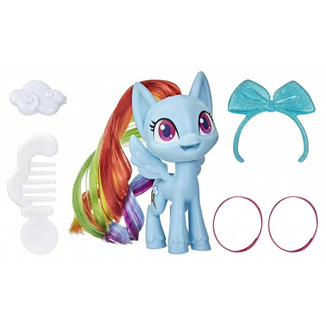 Obrázek produktu MLP My Little Pony Poníci z lahvičky Rainbow Dash, Hasbro E9762