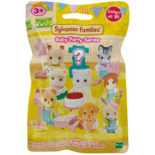 Obrázek 1 produktu Sylvanian Families 5463 Figurka Zvířátka oslavující