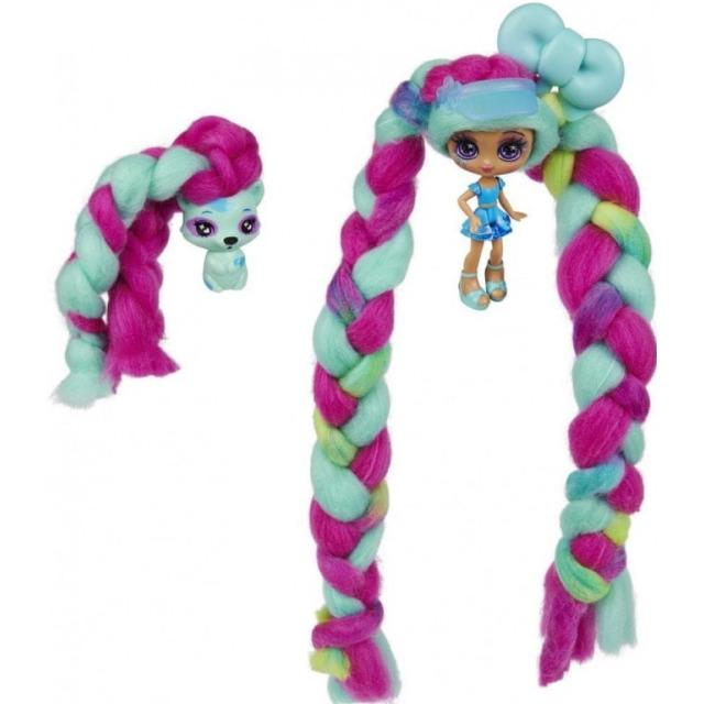 Obrázek produktu CANDYLOCKS Voňavá panenka se zvířátkem Ocean Spray a Rickcoon