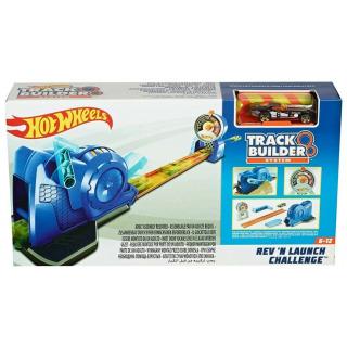 Obrázek 1 produktu Hot Wheels Track Builder Rychlostní zkouška, Mattel FLL02