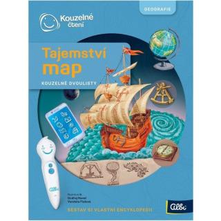Obrázek 1 produktu Albi Kouzelné čtení Dvoulist - Tajemství map