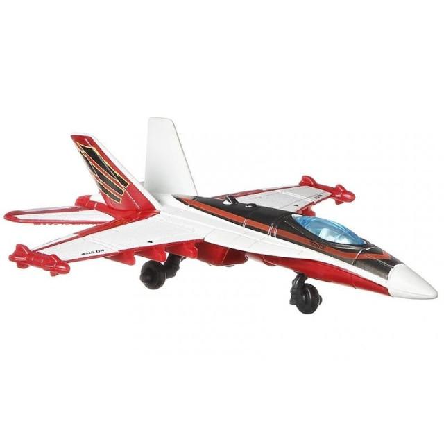 Obrázek produktu Mattel Matchbox® TOP GUN Boeing F/A-18 Super Hornet Rooster, GVW38