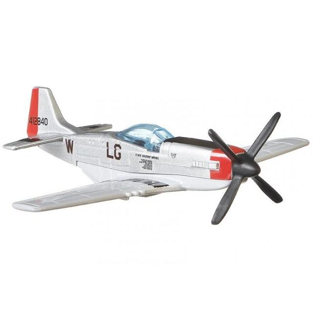 Obrázek produktu Mattel Matchbox® TOP GUN P-51 Mustang Pete Maverick Mitchell, GVW36