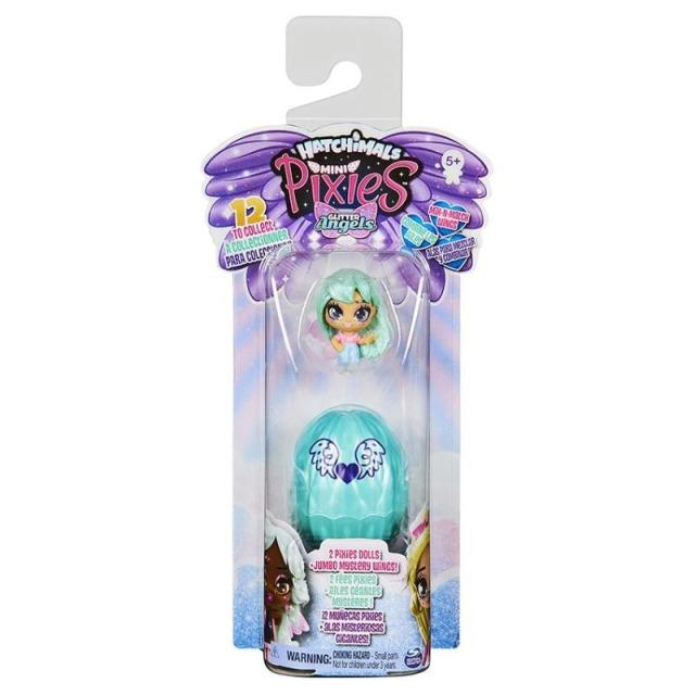 Obrázek produktu Hatchimals PixieS Mini Víly třpytivé