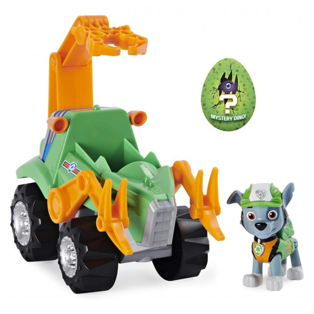 Obrázek produktu Tlapková patrola DINO vozidlo s figurkou ROCKY