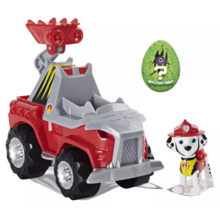 Obrázek 1 produktu Tlapková patrola DINO vozidlo s figurkou MARSHALL