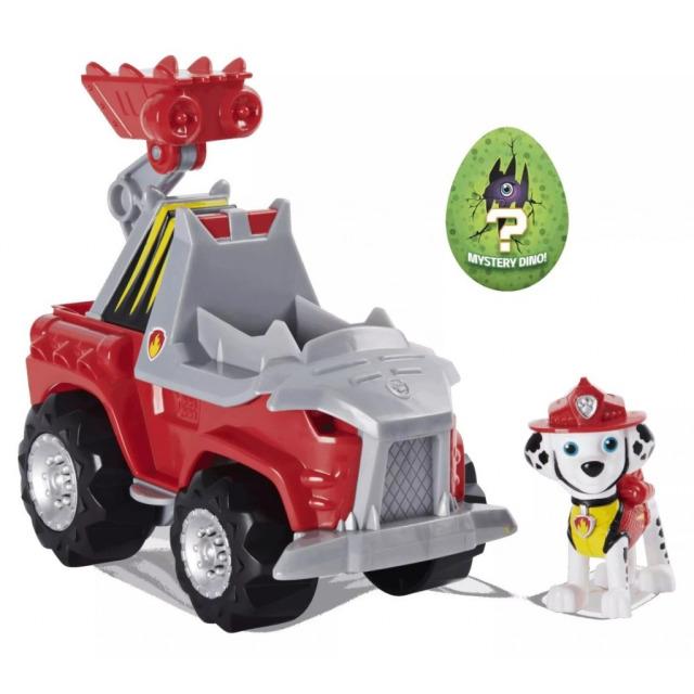 Obrázek produktu Tlapková patrola DINO vozidlo s figurkou MARSHALL