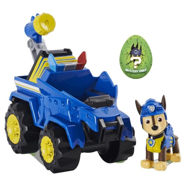 Obrázek produktu Tlapková patrola DINO vozidlo s figurkou CHASE