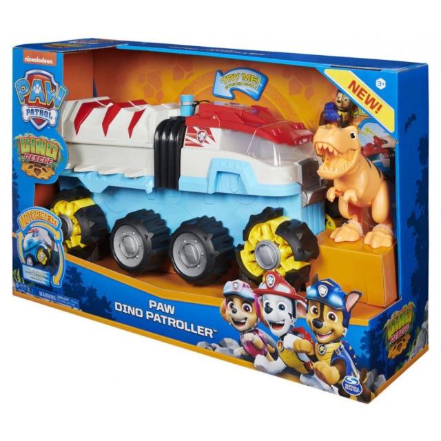 Obrázek produktu Tlapková patrola DINO velký terénní náklaďák