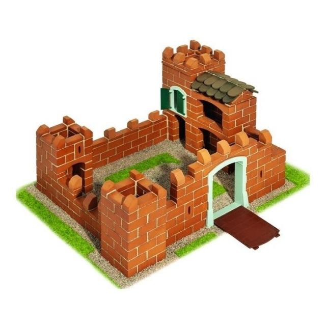 Obrázek produktu Stavebnice Teifoc Rytířský hrad II 435ks