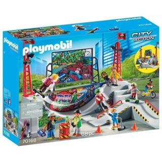 Obrázek 1 produktu Playmobil 70168 Skatepark s rampou