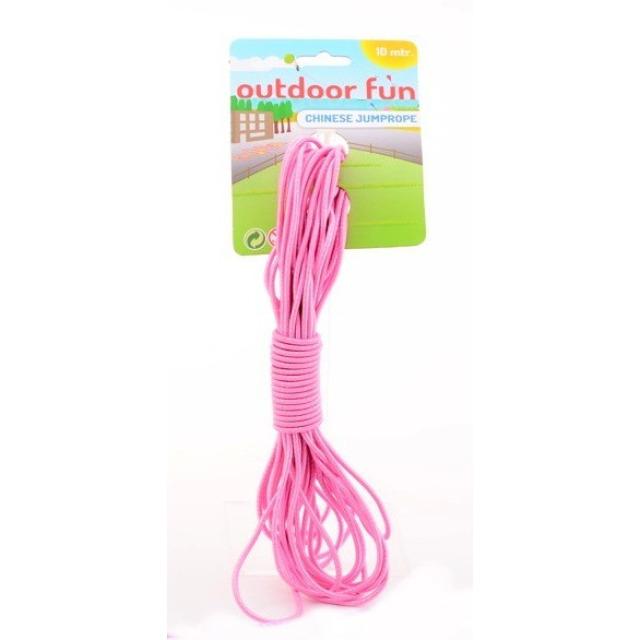 Obrázek produktu JohnToy Skákací guma 10m růžová