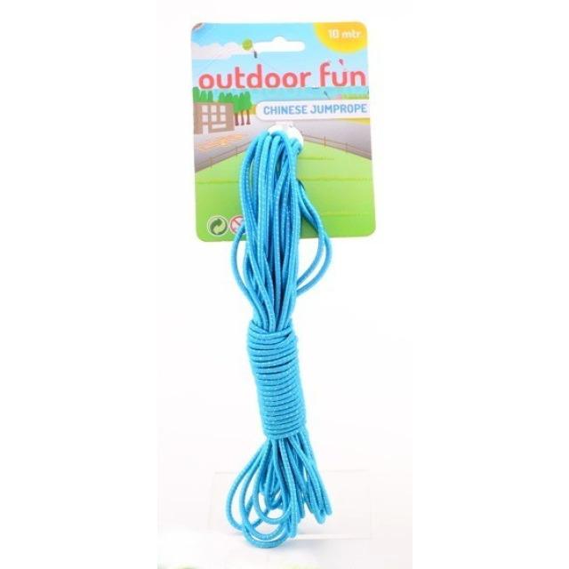 Obrázek produktu JohnToy Skákací guma 10m modrá