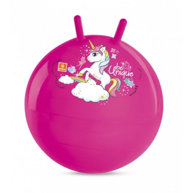 Obrázek produktu Hopsadlo míč skákací Jednorožec 50cm