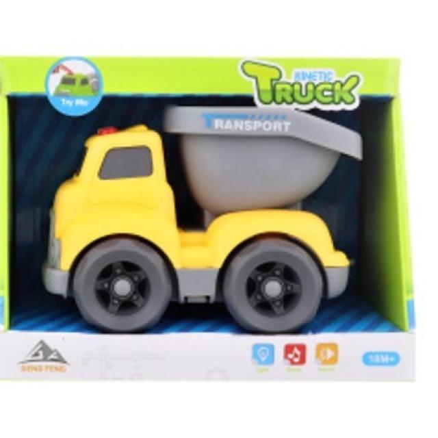 Obrázek produktu Baby auto Sklápěčka žlutá