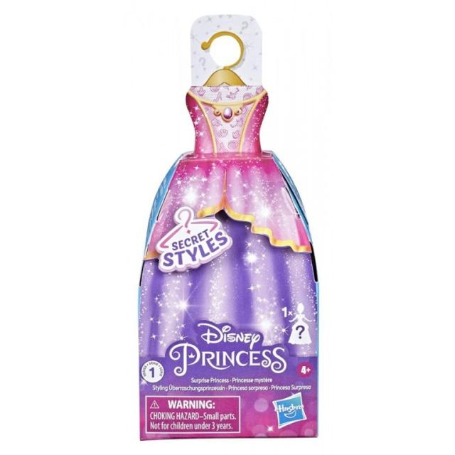 Obrázek produktu Disney Princess Mini panenka - překvapení, Hasbro F0375