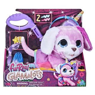 Obrázek 1 produktu FurReal Friends GLAMALOTS Růžový pejsek, Hasbro F1544