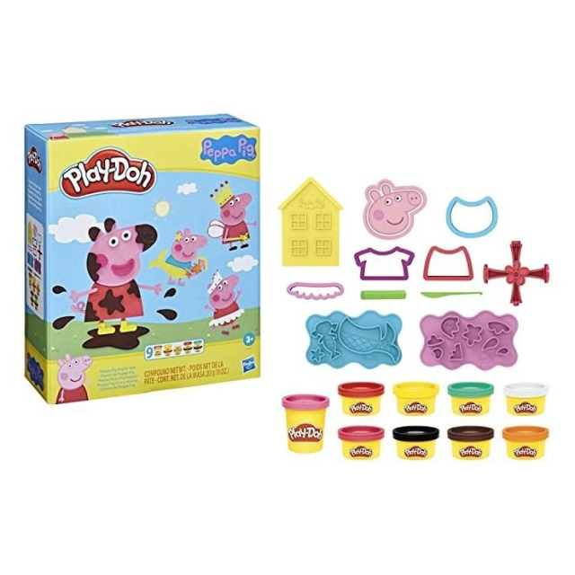 Obrázek produktu Play Doh Prasátko Peppa, Hasbro F1497