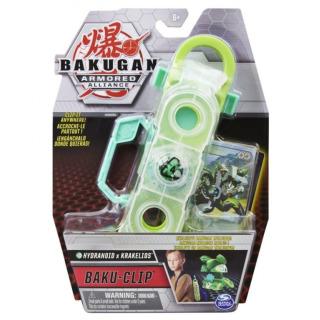Obrázek 1 produktu Bakugan Kufřík s karabinou Hydranoid x Krakelios