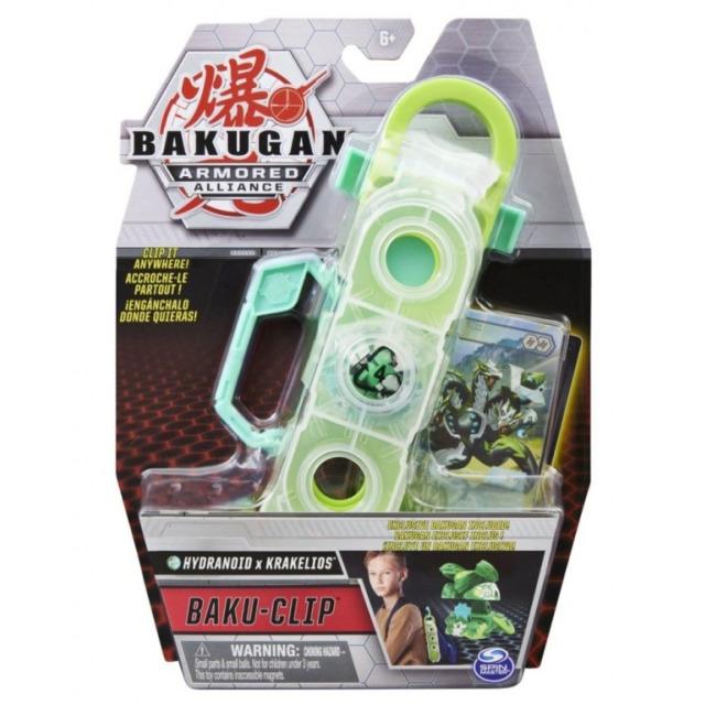 Obrázek produktu Bakugan Kufřík s karabinou Hydranoid x Krakelios
