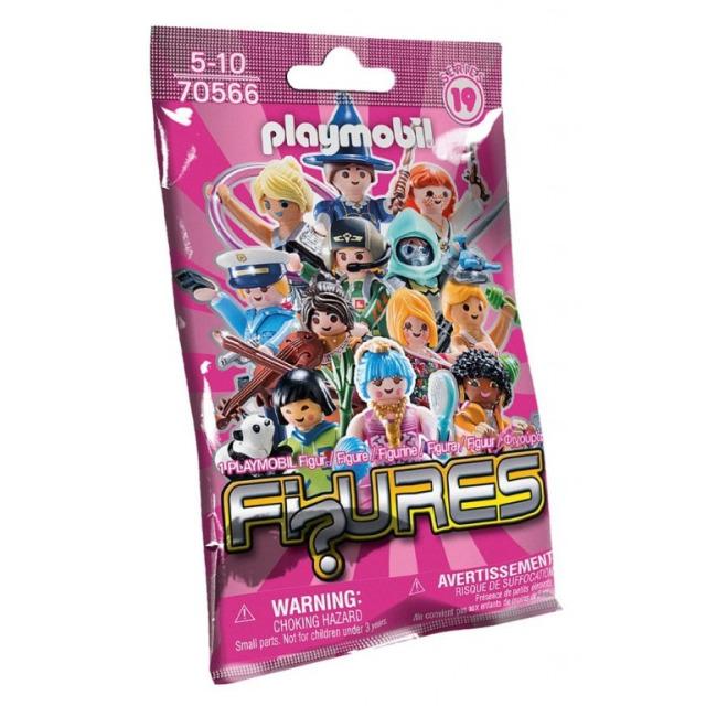 Obrázek produktu Playmobil 70566 Figurka v sáčku holky, série 19
