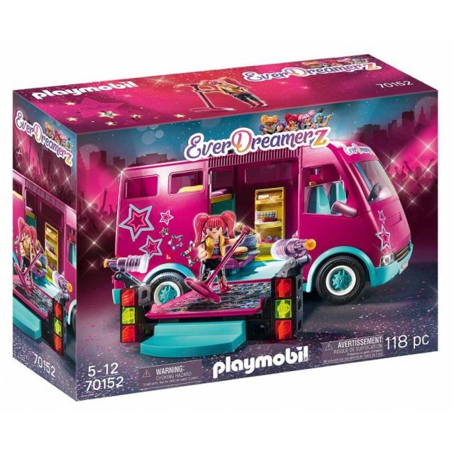 Obrázek produktu Playmobil 70152 Ever Dreamerz Autobus na turné
