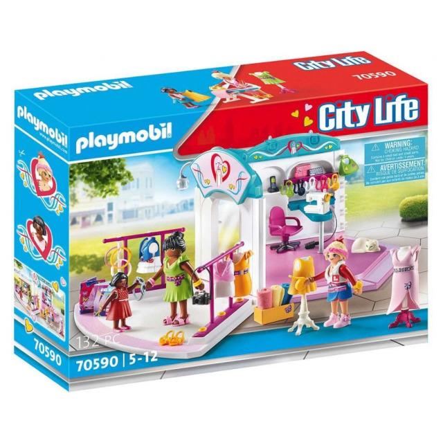 Obrázek produktu Playmobil 70590 Módní ateliér