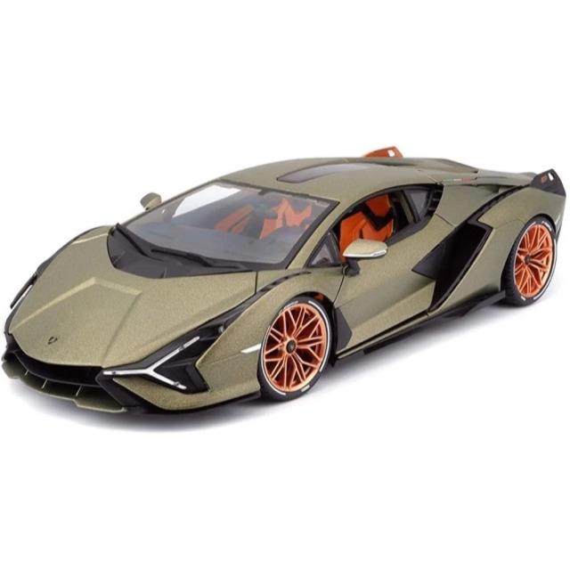 Obrázek produktu Burago TOP Lamborghini Sián fkp 37, 1:18