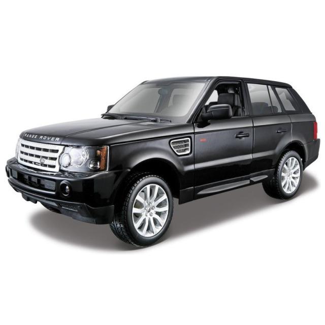 Obrázek produktu Burago Range Rover Sport Black 1:18