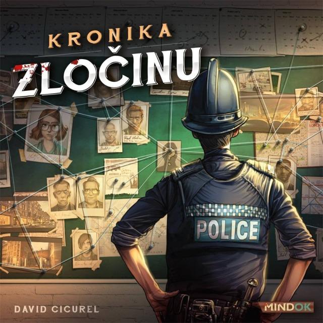Obrázek produktu Mindok Kronika zločinu