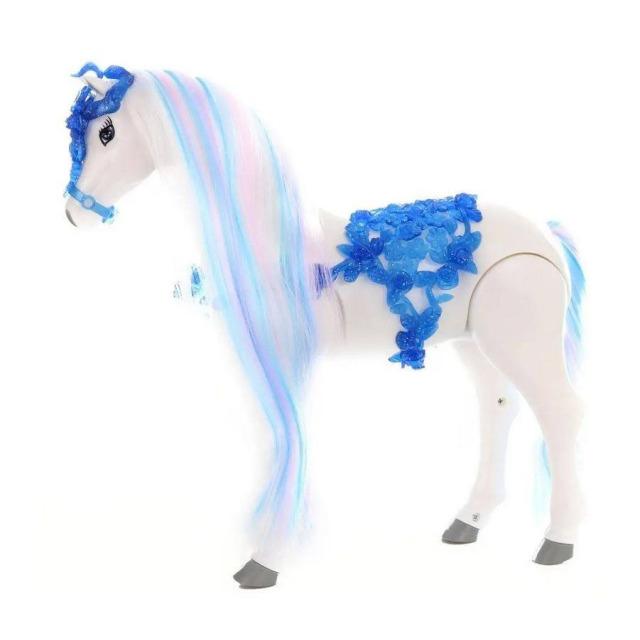 Obrázek produktu Kůň chodící se zvuky modrý