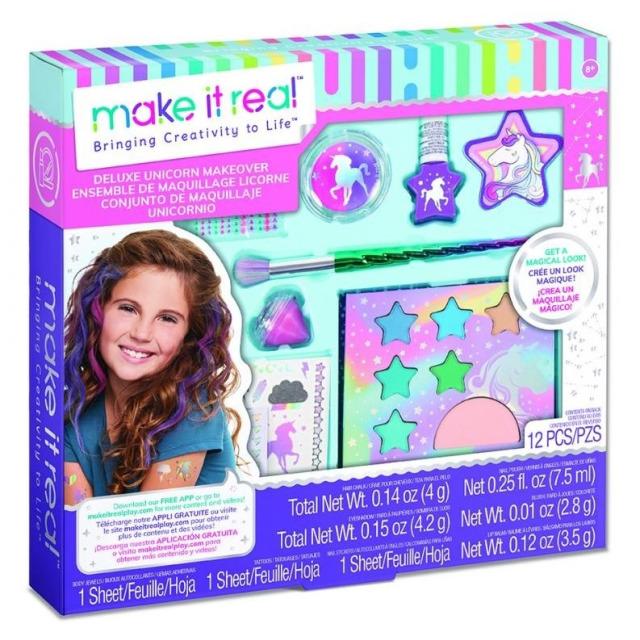 Obrázek produktu Make It Real Kosmetický set jednorožec