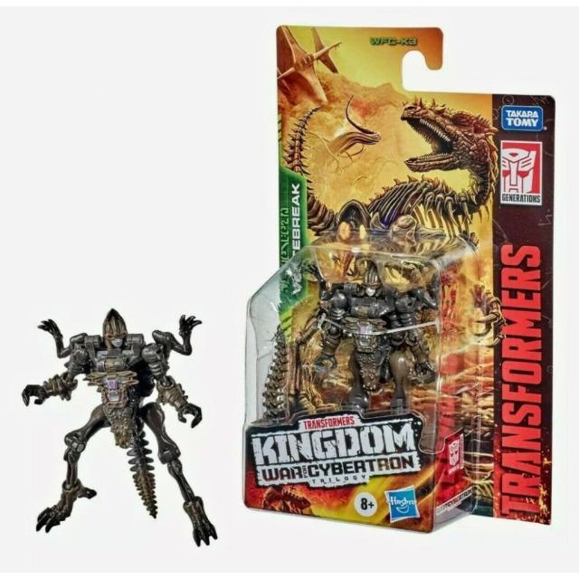 Obrázek produktu Transformers Generations WFC Kingdom Core VERTEBREAK , Hasbro F0663