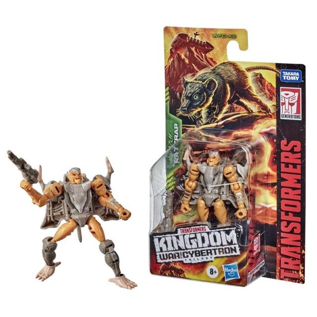 Obrázek produktu Transformers Generations WFC Kingdom Core RATTRAP , Hasbro F0664